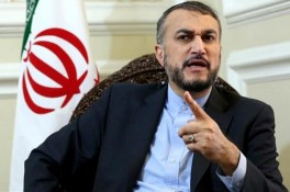 Amir-Abdollahian: Lt. Gen. Soleimani's mission was to foil Zionists' plot of break downing regional countries